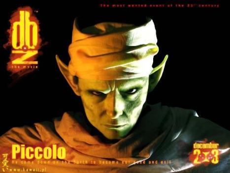Piccolo live action fake
