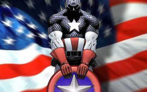 Imagens da Semana 16: Capitão América