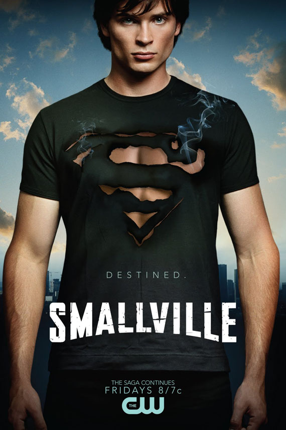 """KryptonSite: Your Source For """"Smallville"""" News And Information"""