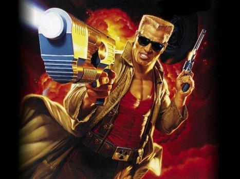Duke Nukem Forever poster wallpaper