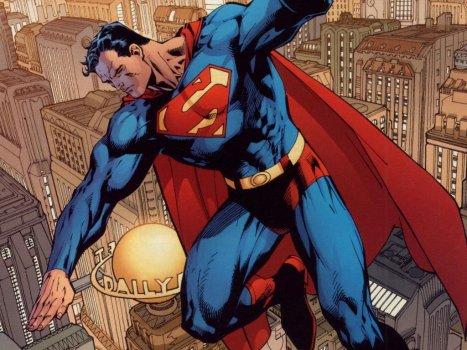 Superman o maior herói da Terra