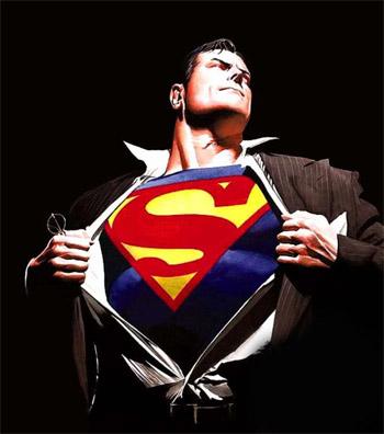 clark kent superman alex ross