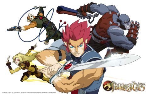 ThunderCats no Cartoon Network