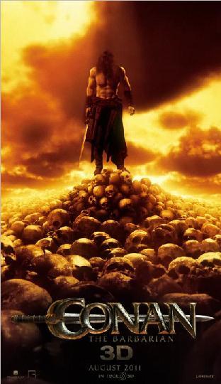 poster animado de Conan