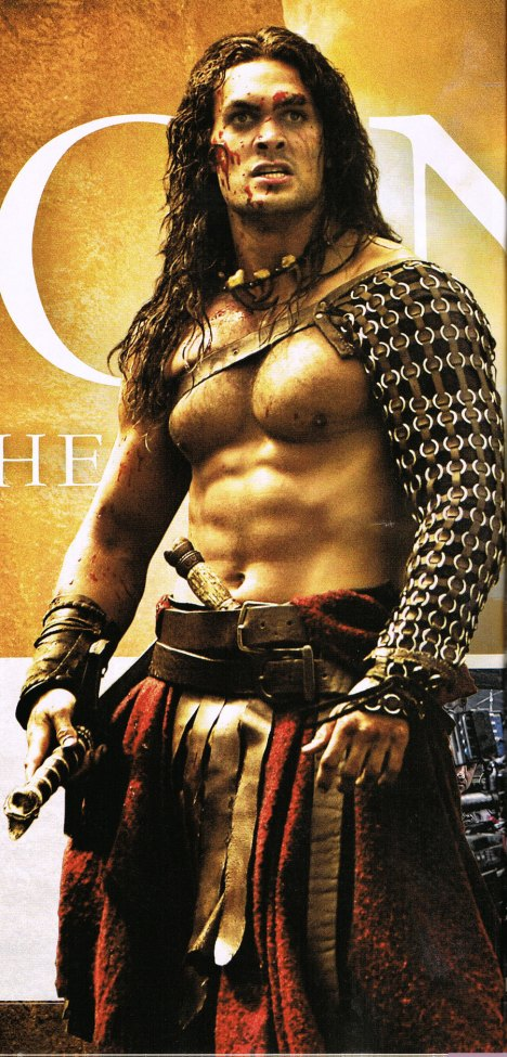 Conan barbarian movie