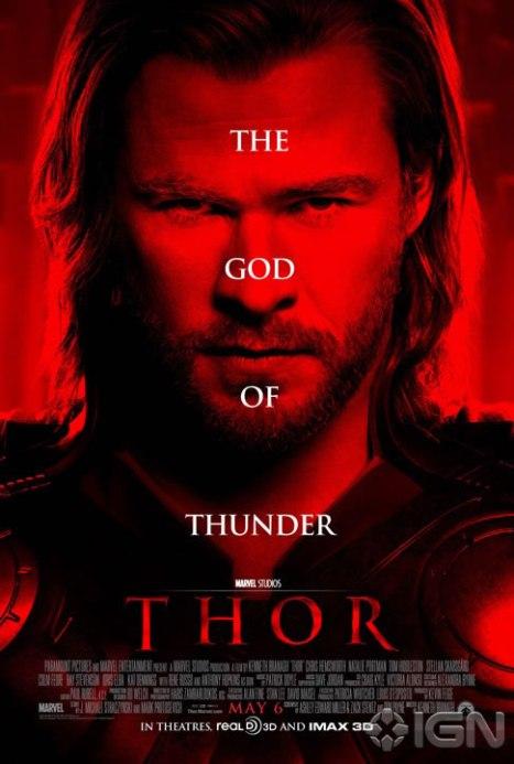 Thor God Of the Thunder