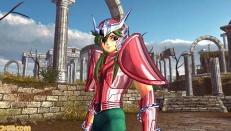Saint Seiya Senki andromeda shun