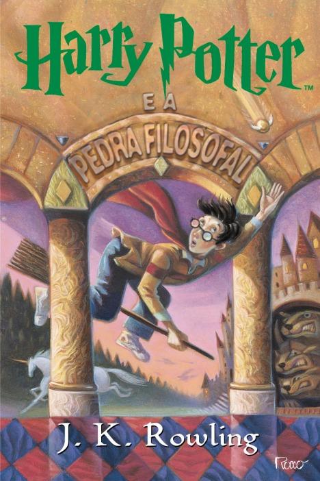 Harry Potter e a pedra filosofal livro 1