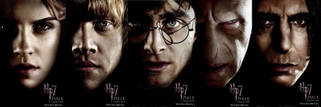 Harry Potter e as reliquias da morte parte 2 poster