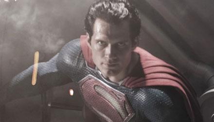Superman Man of Steel: Veja primeira foto de Henry Cavill como o Homem de Aço!