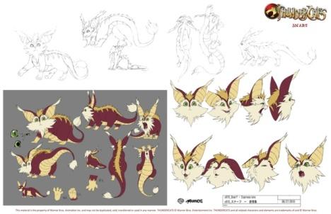 thundercats 2011 snarfmon
