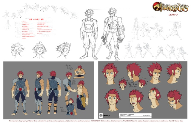 Thundercats Anime 2011 on Thundercats 2011  Conhe  A Os Personagens E O Resumo Da Hist  Ria De