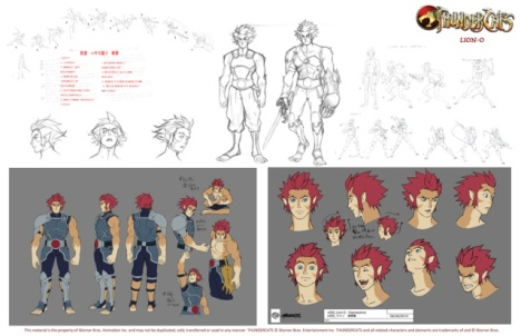 thundercats 2011 lion-o