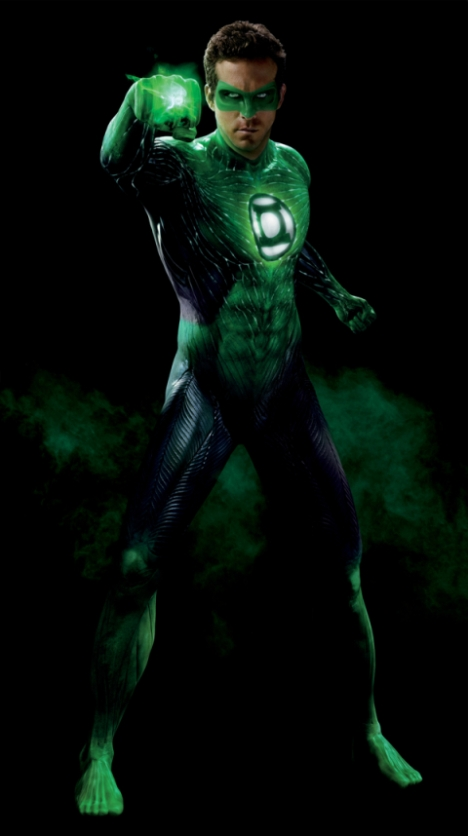 Lanterna Verde o filme