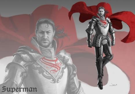 Superman Sir Kalel de krypton