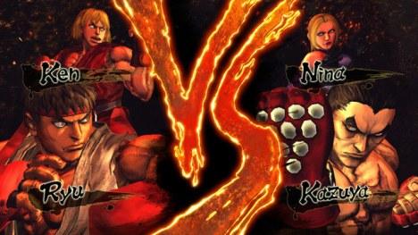 Street Fighter x Tekken versus