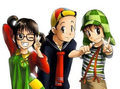 Chaves anime