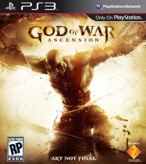 God of War ascension capa