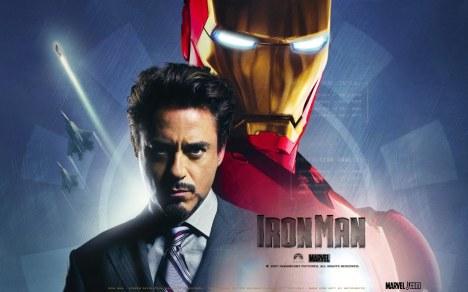 Homem de Ferro ironman Tony Stark