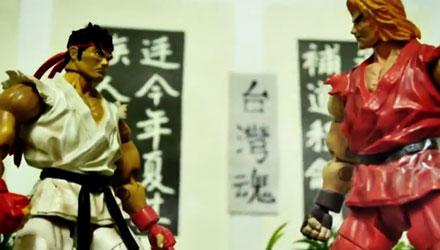 Ryu x ken street fighter