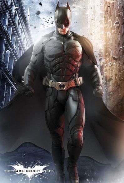 The Dark Knight poster Batman