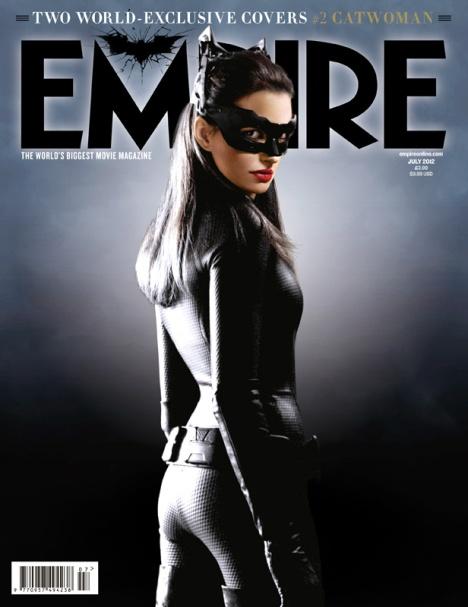 Batman The Dark Knight Rises mulher gato