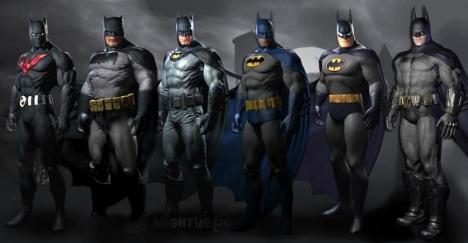 Batman Arkhan city skin