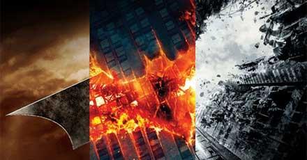 Batman trilogia poster trilogy