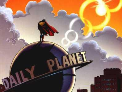 planeta diario superman