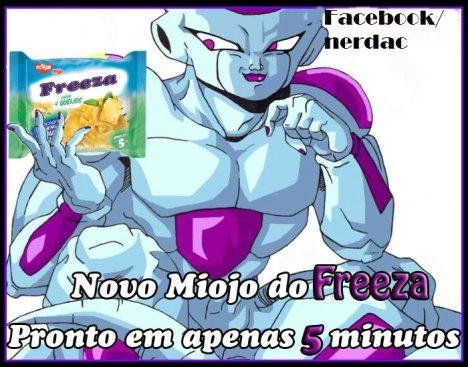 Freeza 5 minutos