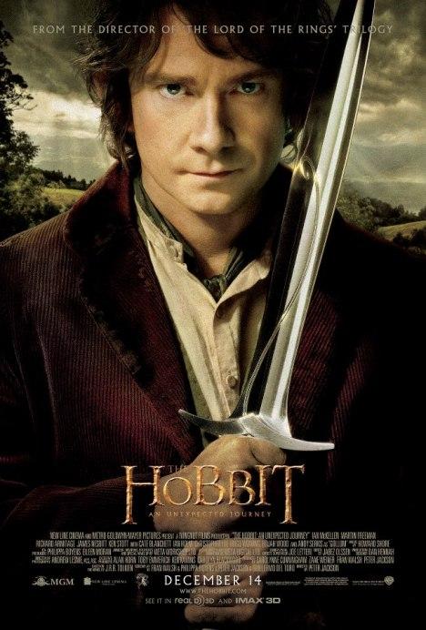 O hobbit poster bilbo bolseiro
