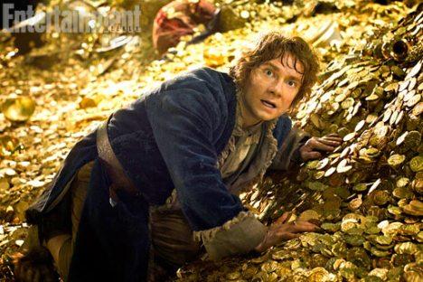 O hobbit terceiro filme bilbo