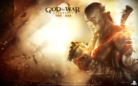 God of War ascension poster live action