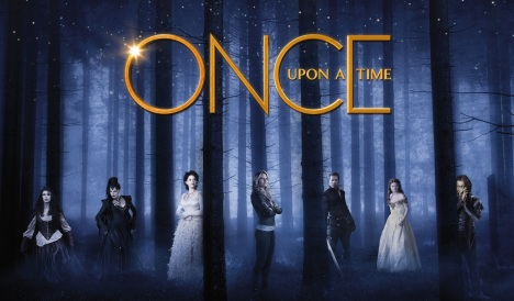 Conto de fadas once upon a time