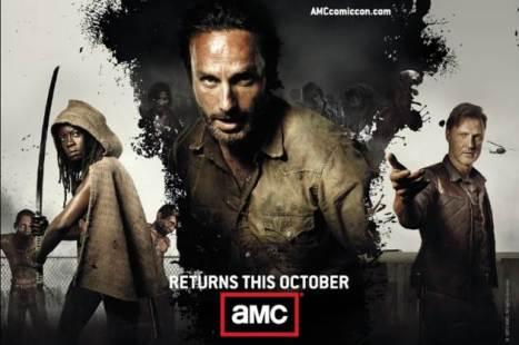 The Walking Dead 3 poster