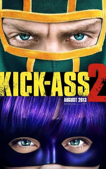 Kick Ass 2 Poster Oficial