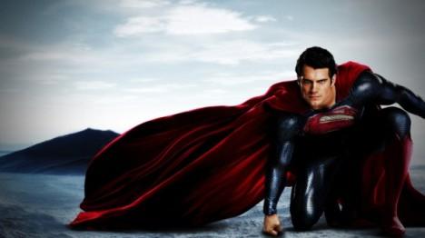 Superman man of steel homem de aço