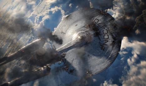 star trek poster enterprise