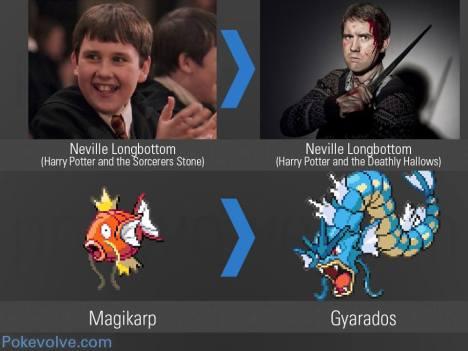 Neville pokemon