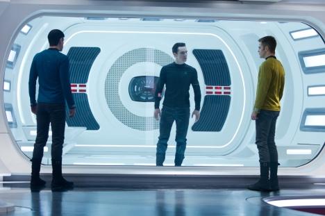 Kirk Khan Spock