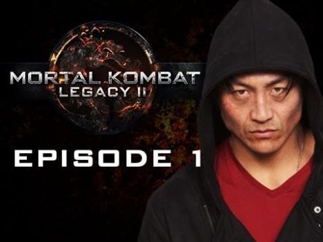 Liu Kang Mortal Kombat Legacy 2 temporada