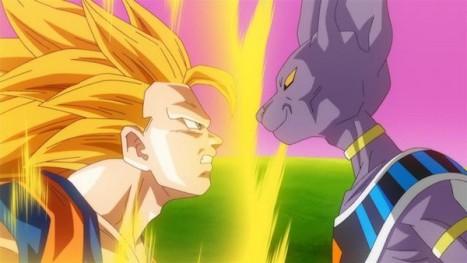 Dragon Ball A Batalha dos Deuses