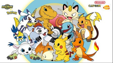 pokemon x digimon