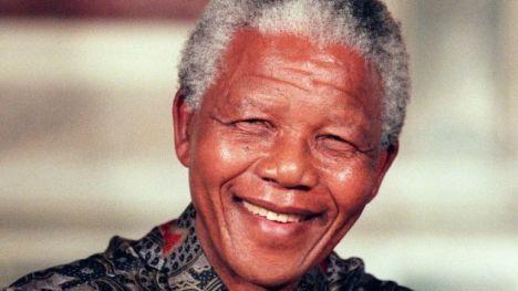 Nelson Mandela morreu